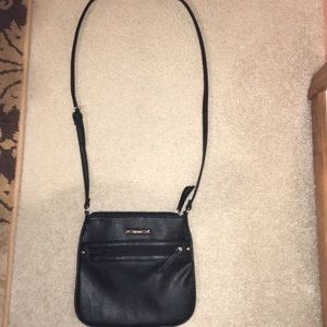 Black Nine West crossbody